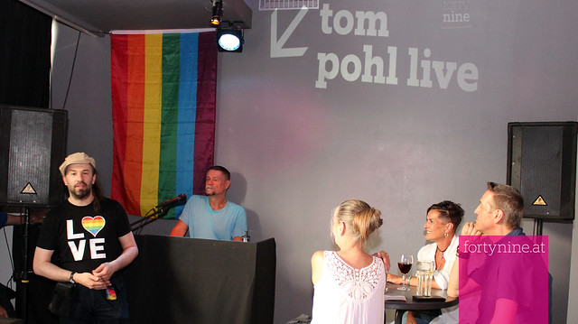 12.06.2020: Lesung mit Tom Pohl