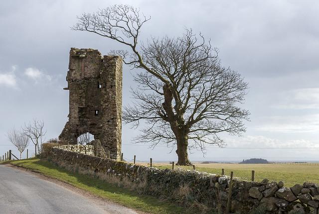 Wreaths Tower, Mainsriddle, near Dumfries, Dumfries and Galloway, Scotland, UK