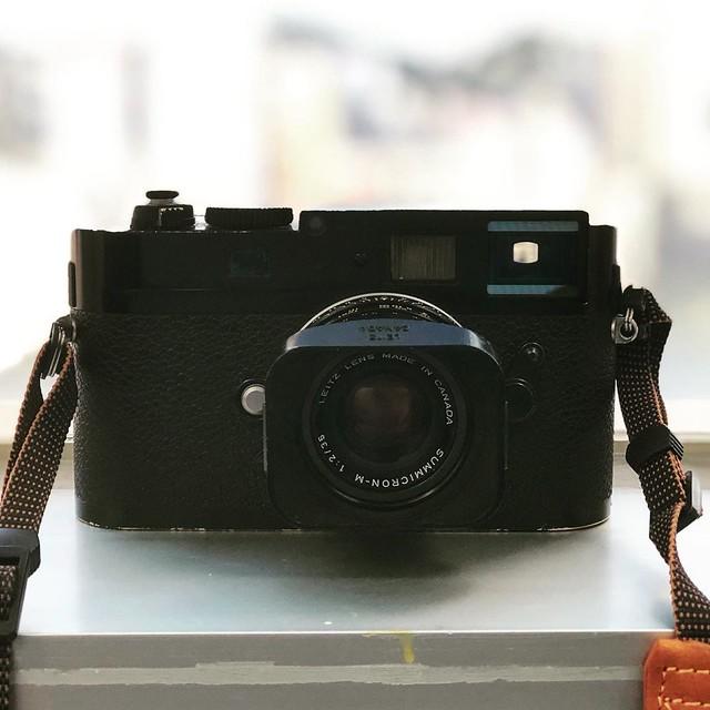 Leica M9P 試七枚玉威力