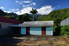 Case créole, Entre Deux, Reunion Island