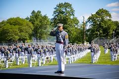 USMA Class of 2020 Graduation