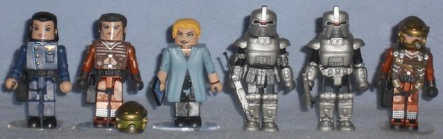 MiniMates - Battlestar Galactica Razor