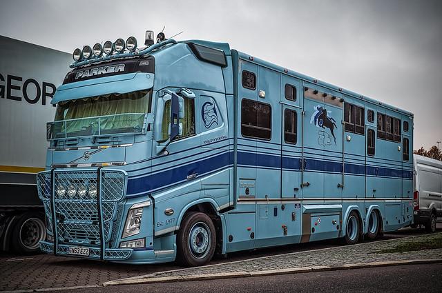 VOLVO FH - PARKER HORSE TRANSPORTATION