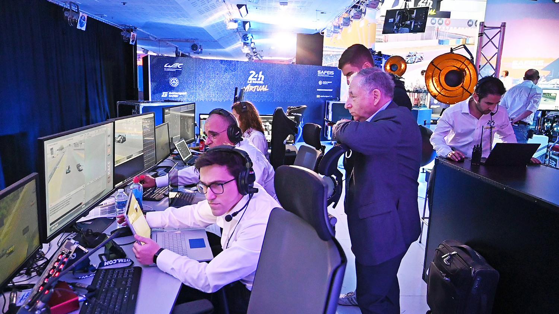 24 Hours of Le Mans Virtual Race 2020