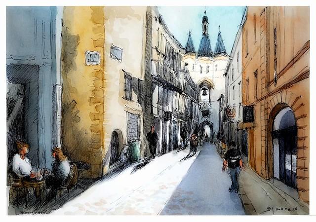 Bordeaux - Nouvelle Aquitaine - France - la grosse cloche