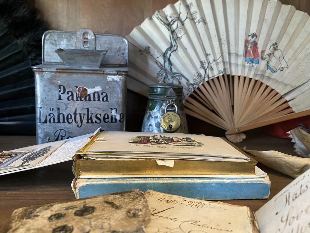 Raahen kierros - Pakkahuoneen museo