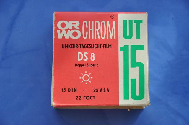 Super 8 Farbfilm