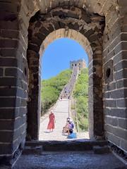 Simatai Great Wall Paragliding