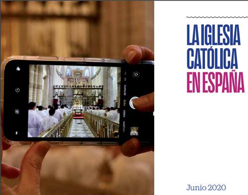 La Iglesia Católica en España. Junio 2020