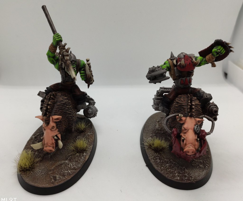 Cyboars/Warbikers Snakebite