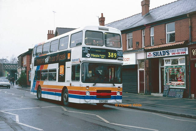 Stagecoach Manchester 3197 (C197 YBA)