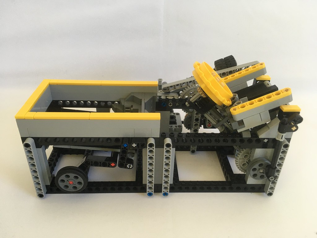 Lego GBC Lifting Sprocket Module Photos
