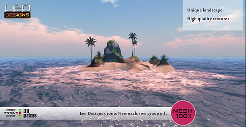 Leo Designs: New exclusive group gift