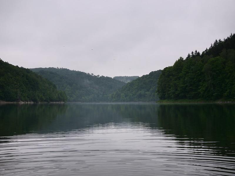 Jezioro Lubachowskie Bystrzyckie
