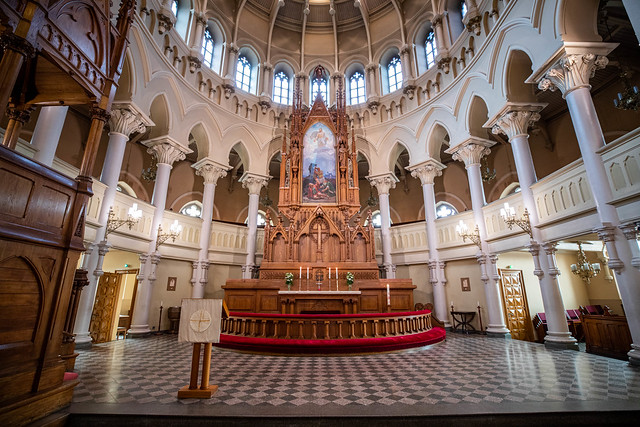 St. John's Lutheran Church in Helsinki