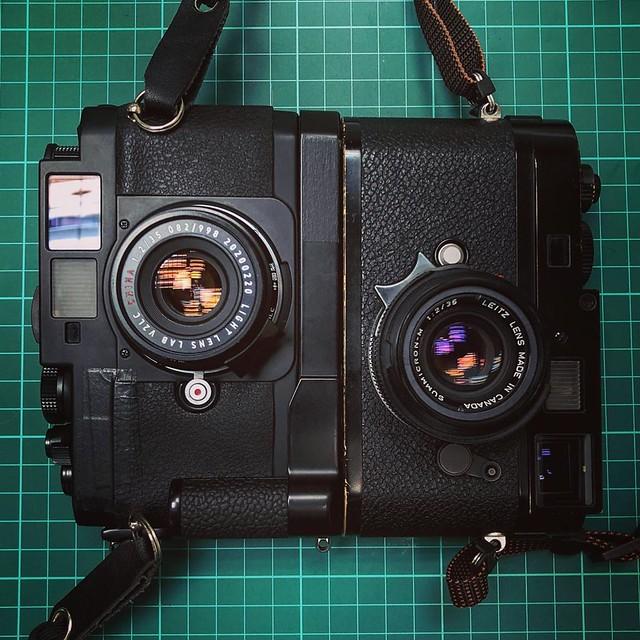周八枚玉Leica 35mm f2 屬於中國人的八妹