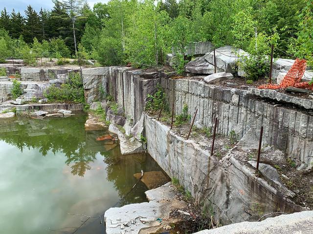 Hanover Quarry: hiking newhampshire hanoverquarry hanover unitedstatesofamerica