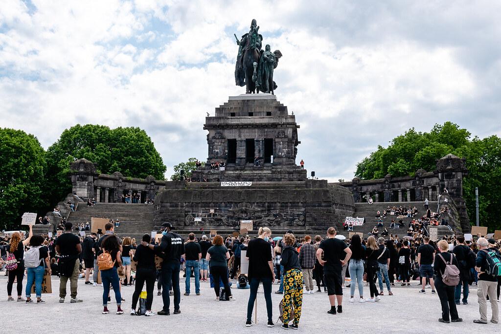 Demo Koblenz