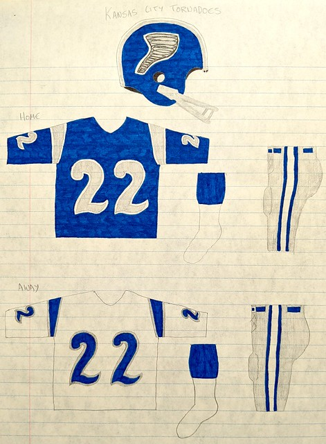 Kary Klismet Football Uniform Designs