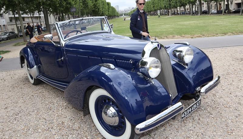 Talbot cabriolet Baby / type 15  50006452251_120afa9362_c