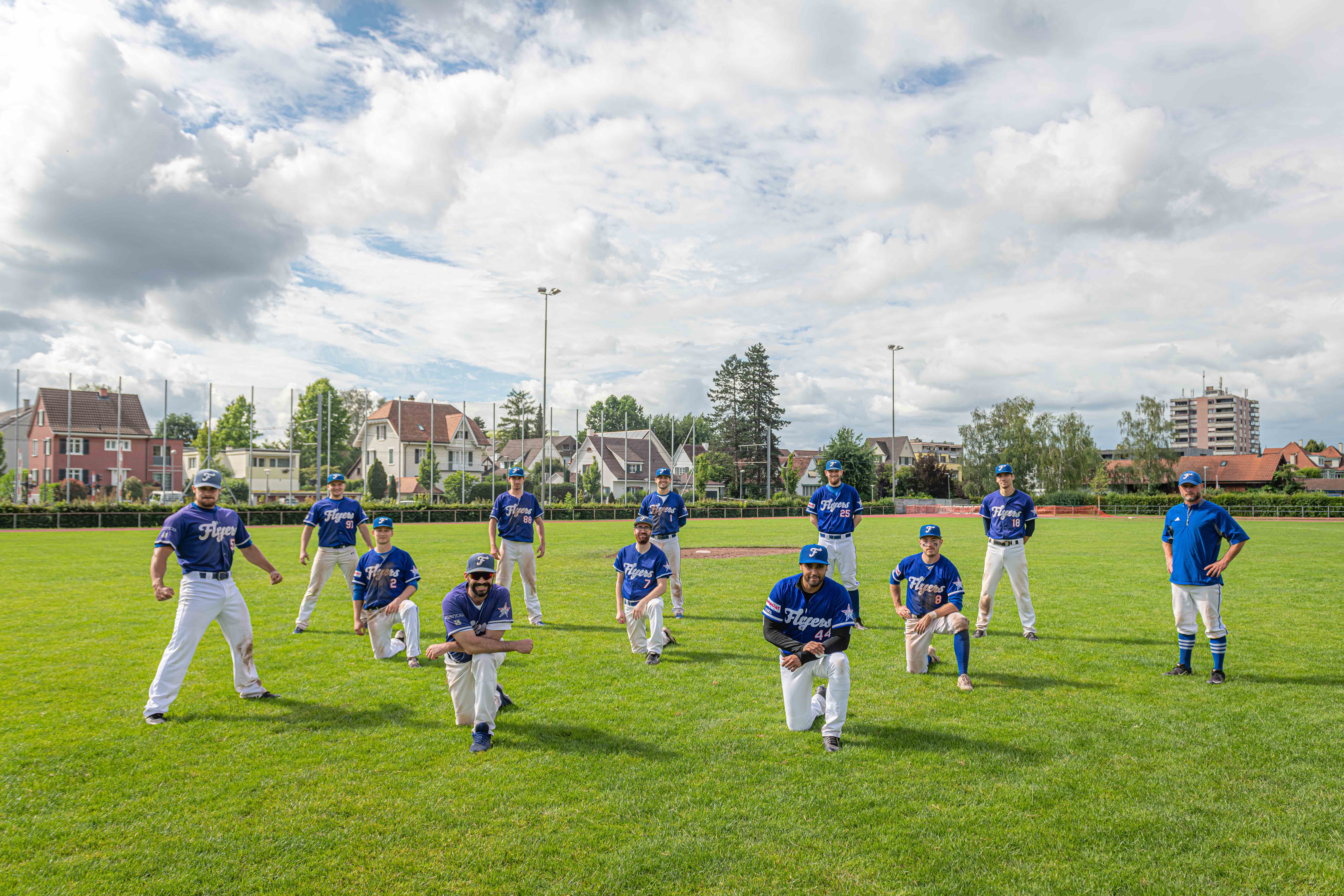 Baseball NLA - 2020