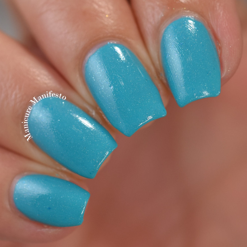 Girly Bits Cosmetics Oceans Apart Review