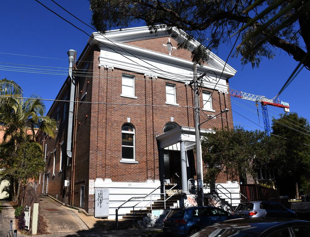 Masonic Temple, Petersham, Sydney, NSW.