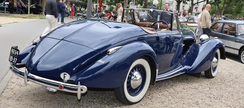 Talbot cabriolet Baby / type 15  50006706637_176735b755_c