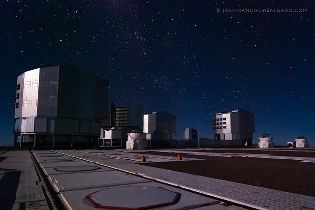 The Very Large Telescope [1444]