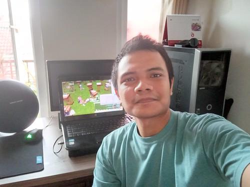 Kamera Selfie Redmi Note 9