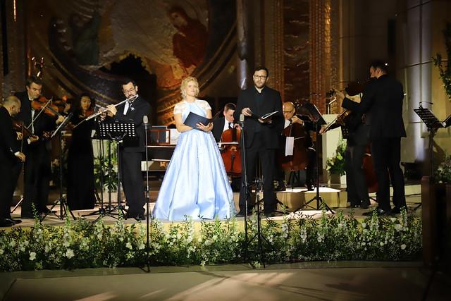 Koncert z okazji 100-lecia urodzin św. Jana Pawła II - Kraków 14.06.2020 r.