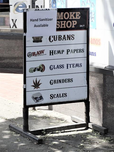 Cubans Grinders and Sanitizer