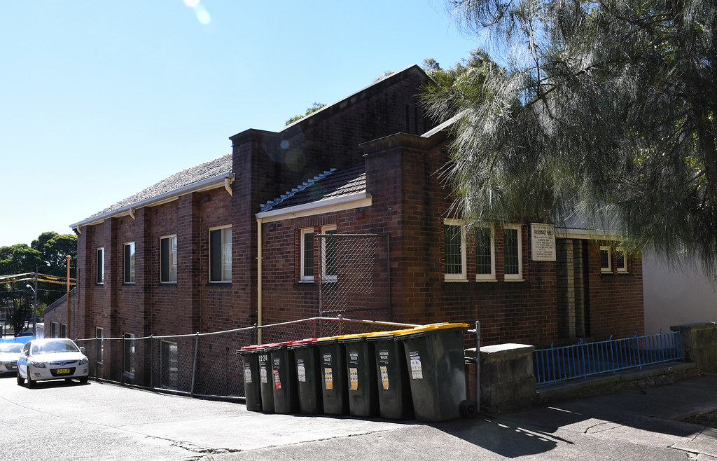 Assembly Hall, Petersham, Sydney, NSW.