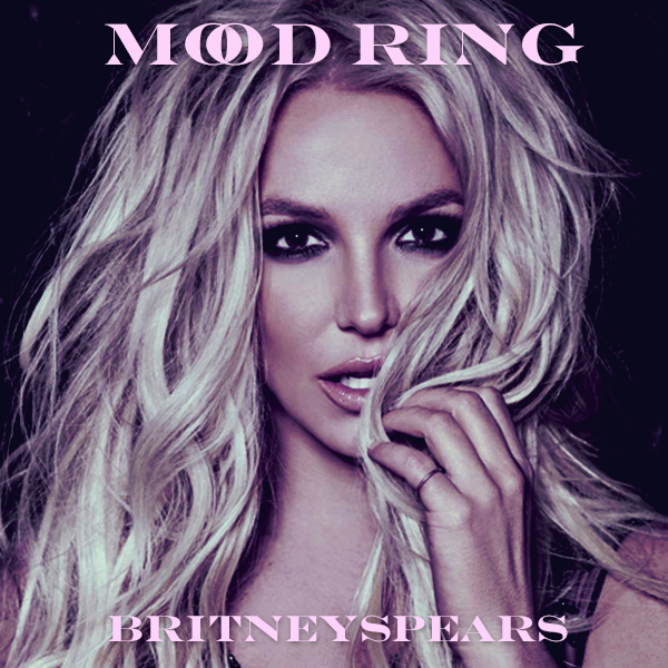 Britney Spears Mood Ring