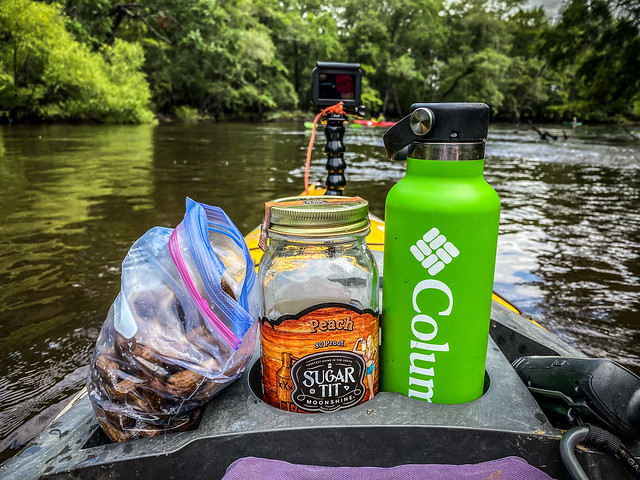 12th Annual Lowcountry Unfiltered Edisto River Rope Swing and Beer Commercial Float