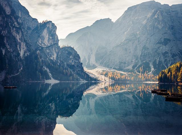 Pragser Wildsee – Lago di Braies