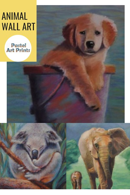 Animal Wall Art Prints- Best Australian Paintings