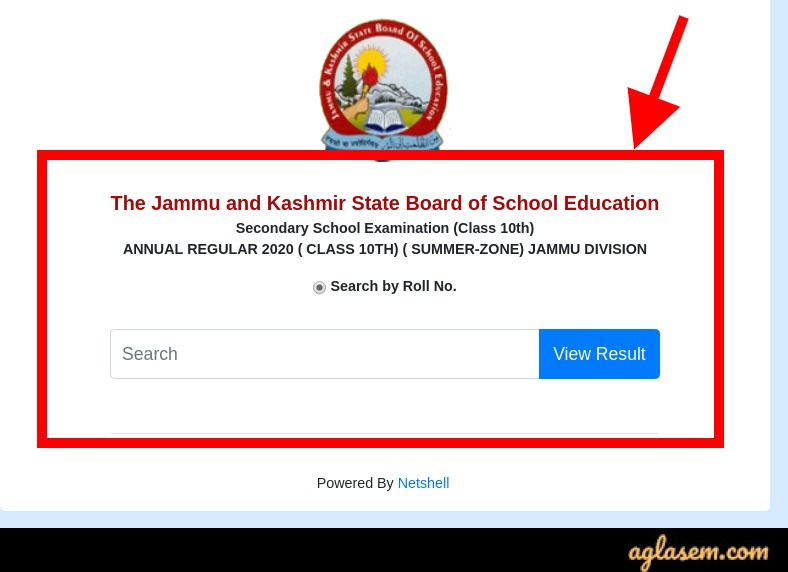 JKBOSE 10th Annual Result 2020 Jammu Division Summer Zone (Out) - Check at jkbose.ac.in