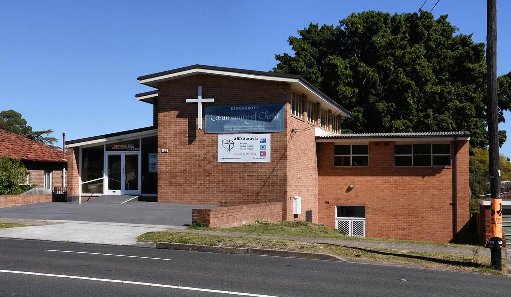 Community of Christ, Kingsgrove, Sydney, NSW.