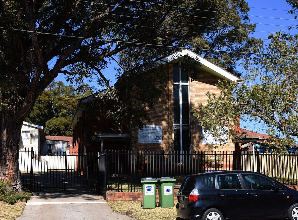 Baptist Church, Yagoona, Sydney, NSW.
