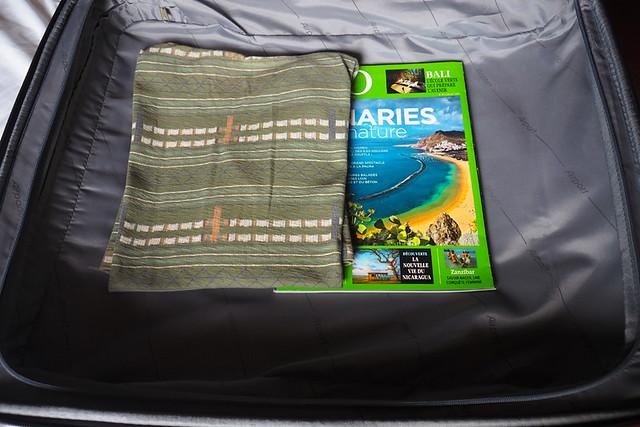 Magazine packing