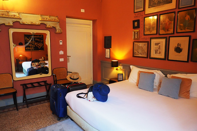 Hotel room, Florence