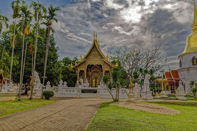 Wat Pa Dara Phirom – district de Mae Rim – Chiang Mai