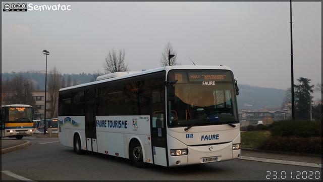 Irisbus Récréo – Faure Tourisme