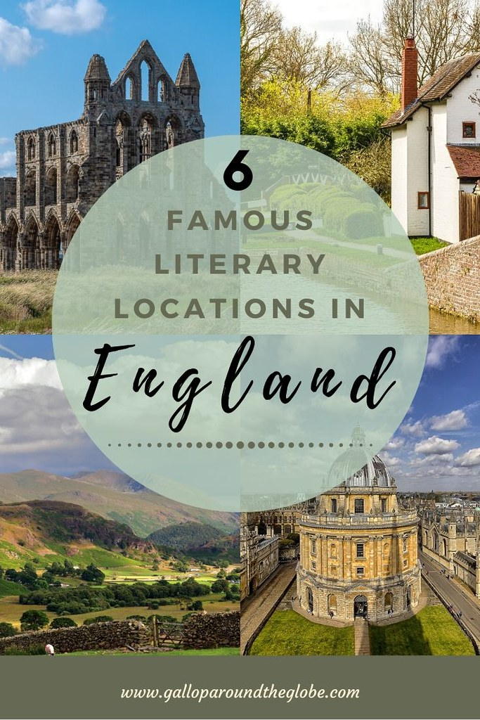 6 Famous Literary Locations in England | Gallop Around The Globe