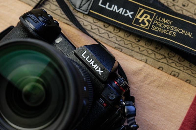 LUMIX S1R + SIGMA 24-70mm F2.8 DG DN