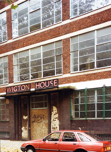 Wigton House, Agdon St, Finsbury, 1992 TQ3182-019