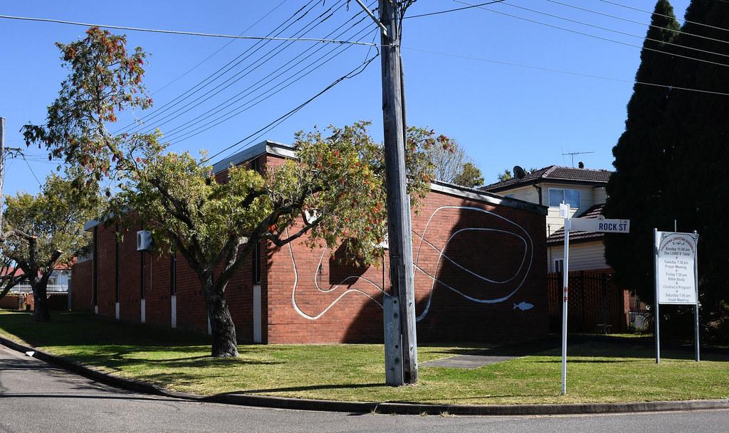 Yagoona Christian Assembly, Yagoona, Sydney, NSW.