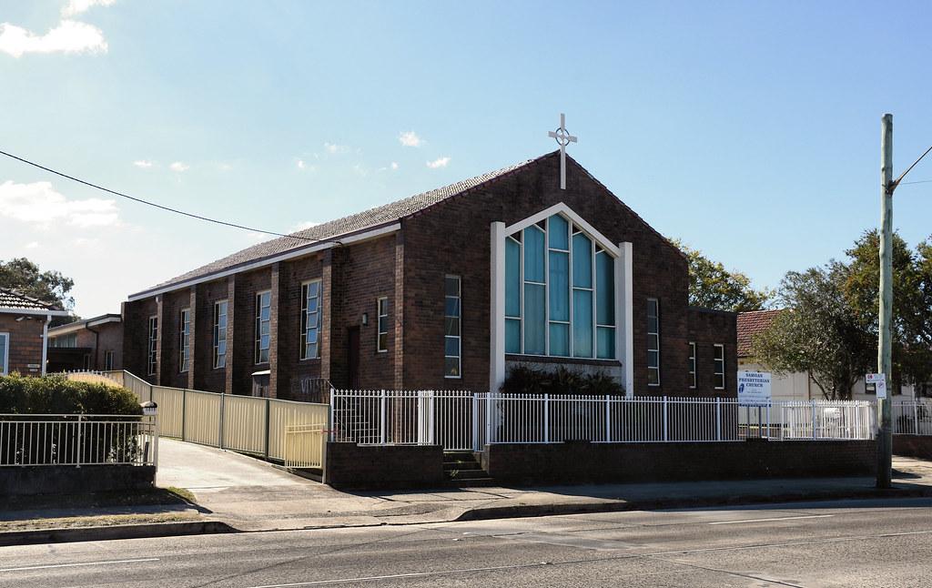 Samoan Presbyterian Church, Lakemba, Sydney, NSW.