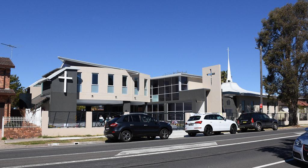 Kingsgrove Gospel Chapel, Kingsgrove, Sydney, NSW.